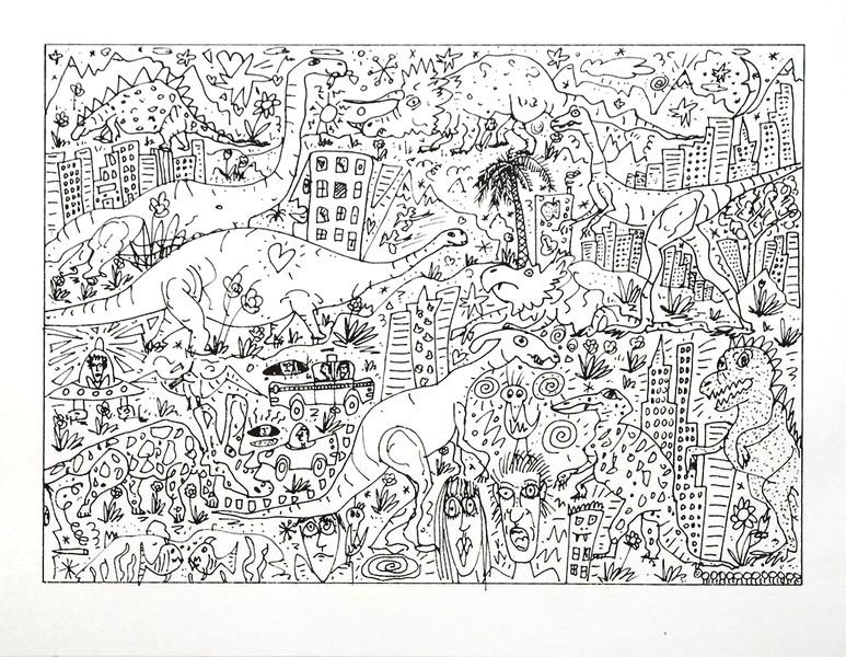 Klee zum ausmalen bilder paul Paul Klee