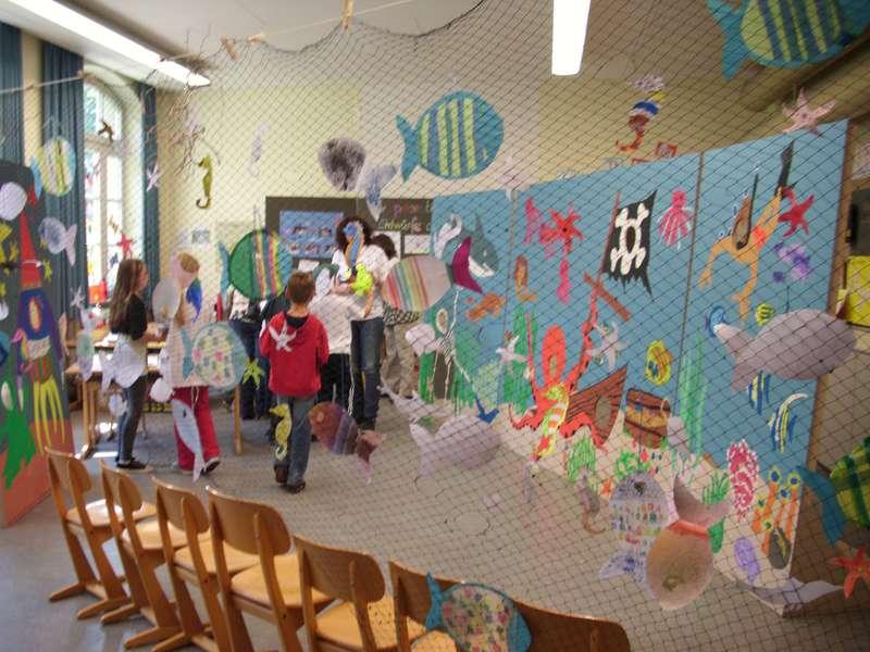 thema kunst kindergarten