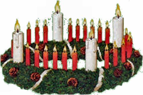 Wichern Adventskranz Unterricht Frohe Weihnachten In Europa